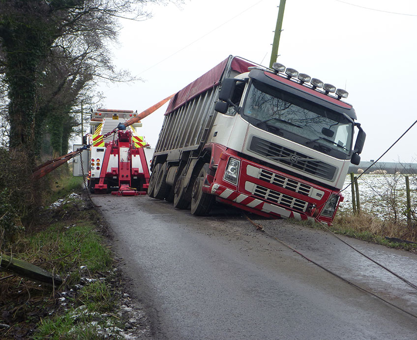Country Road Rescue
